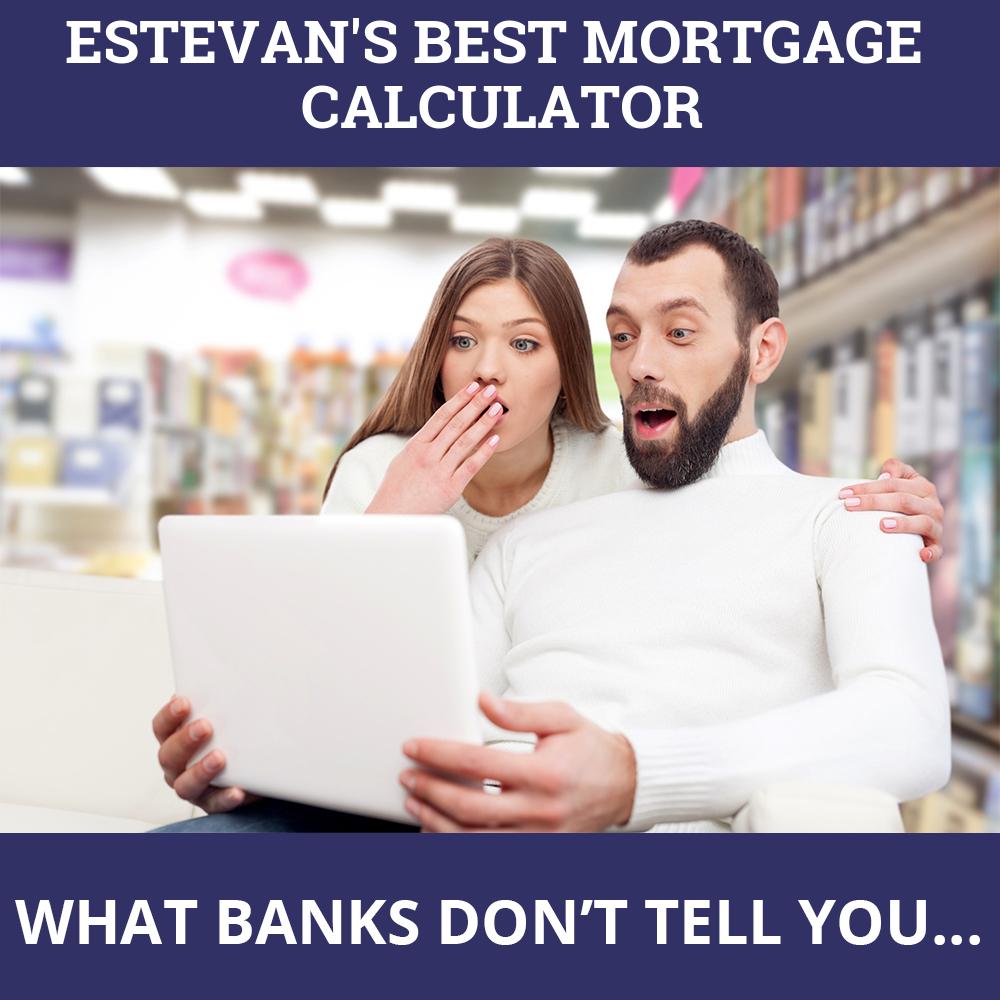 Mortgage Calculator Estevan SK