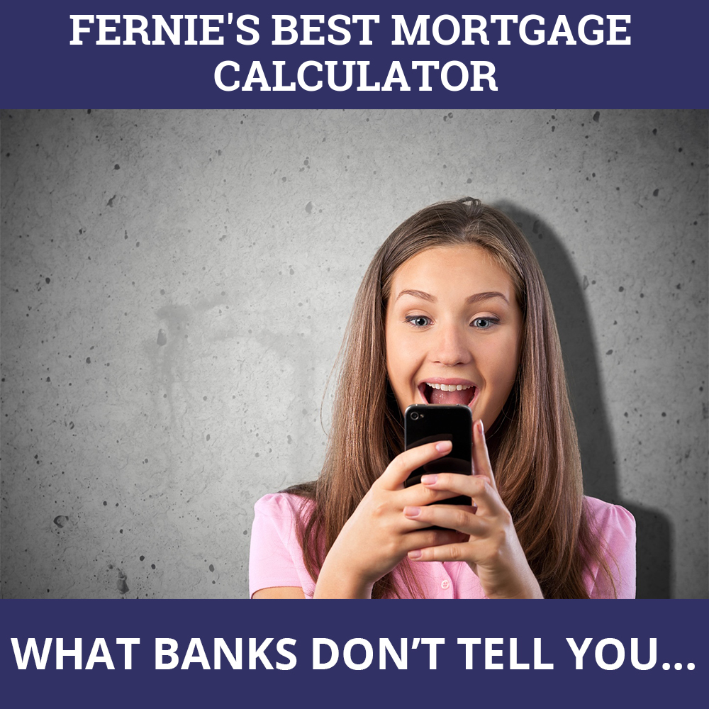 Mortgage Calculator Fernie BC