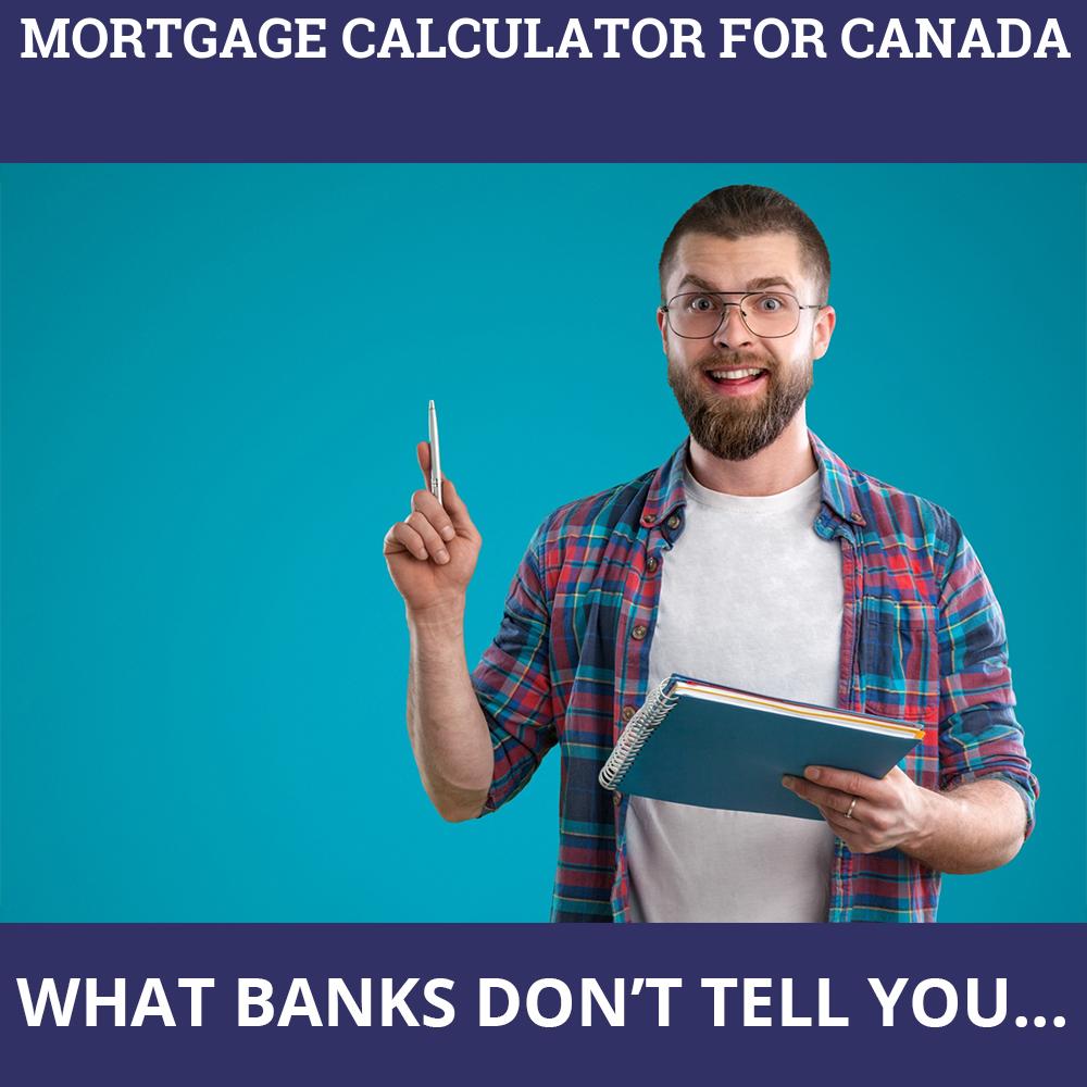 Mortgage Calculator For Canada