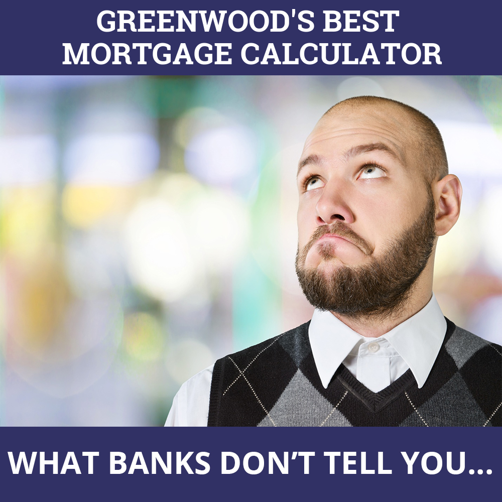 Mortgage Calculator Greenwood BC