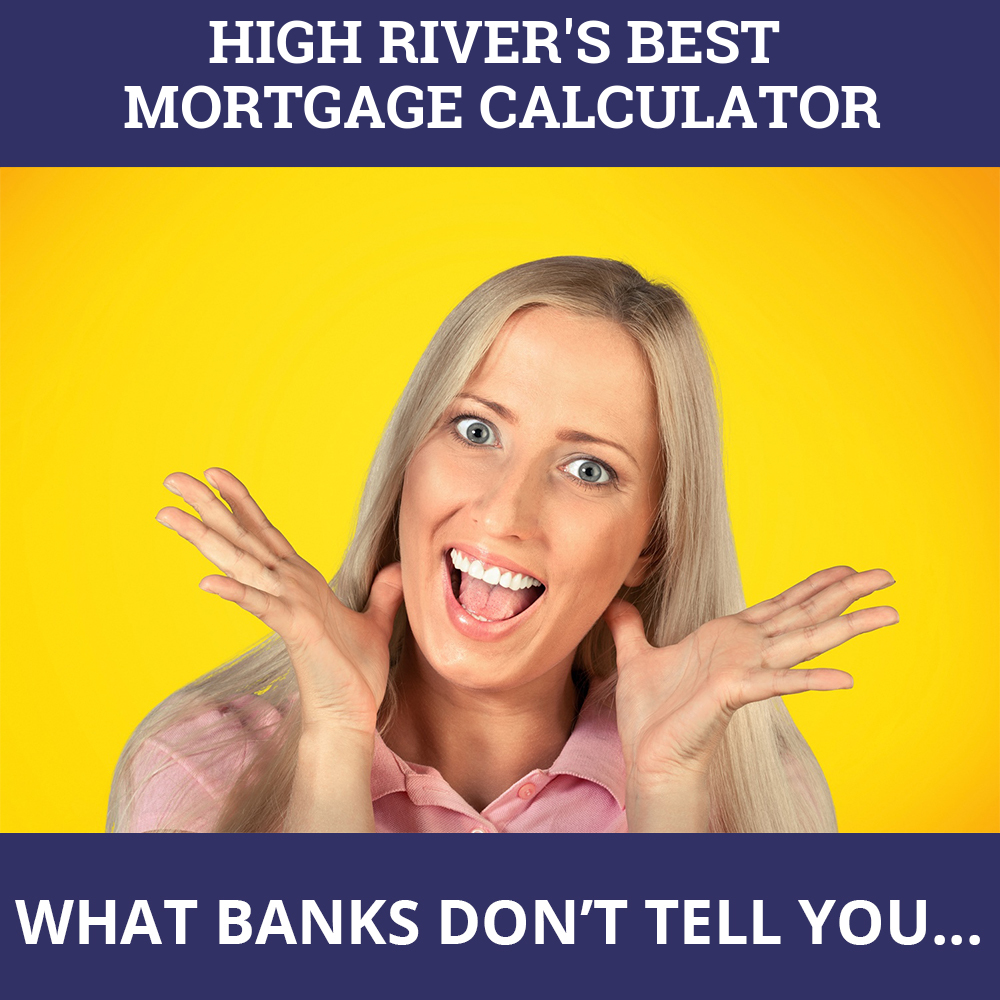 Mortgage Calculator High River AB