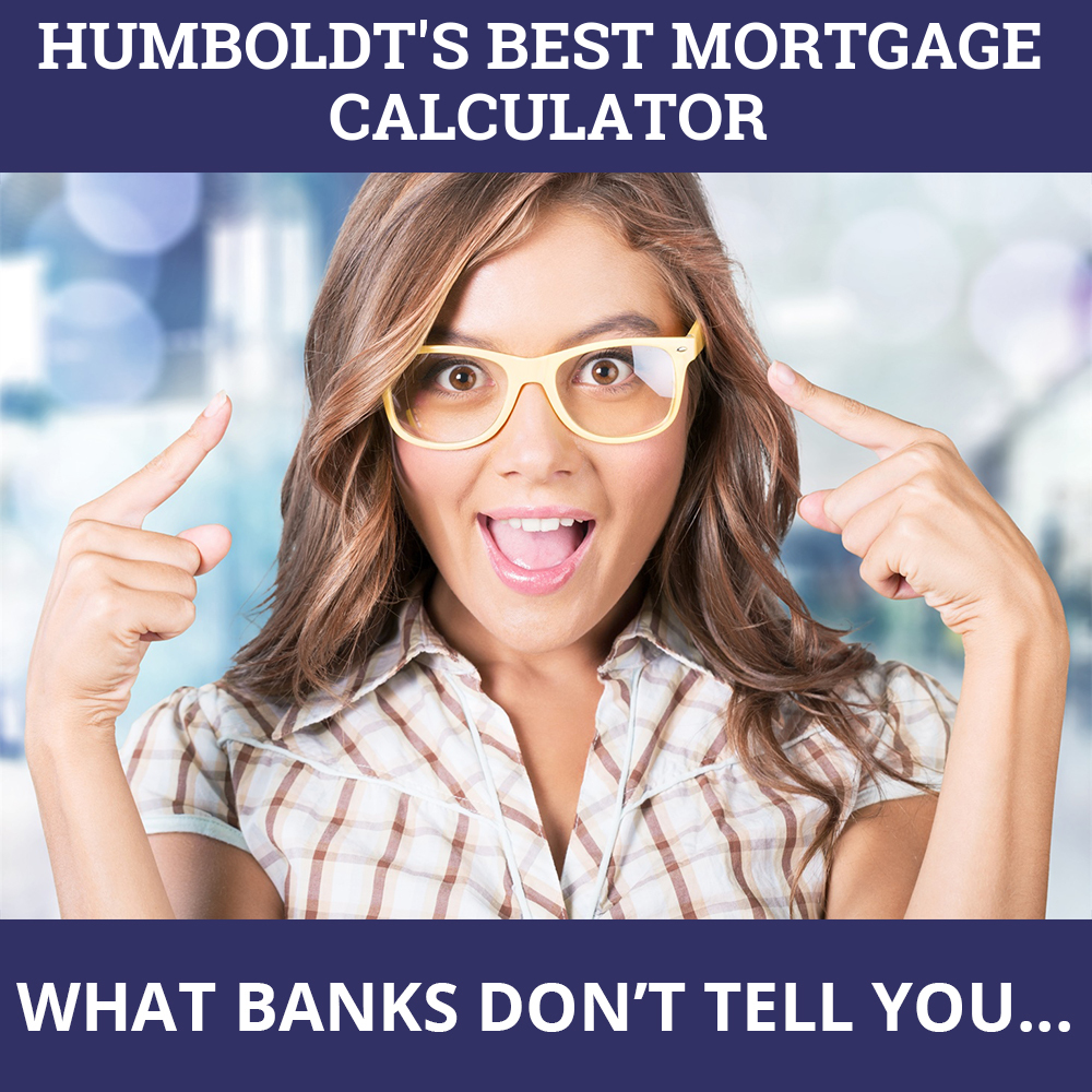 Mortgage Calculator Humboldt SK