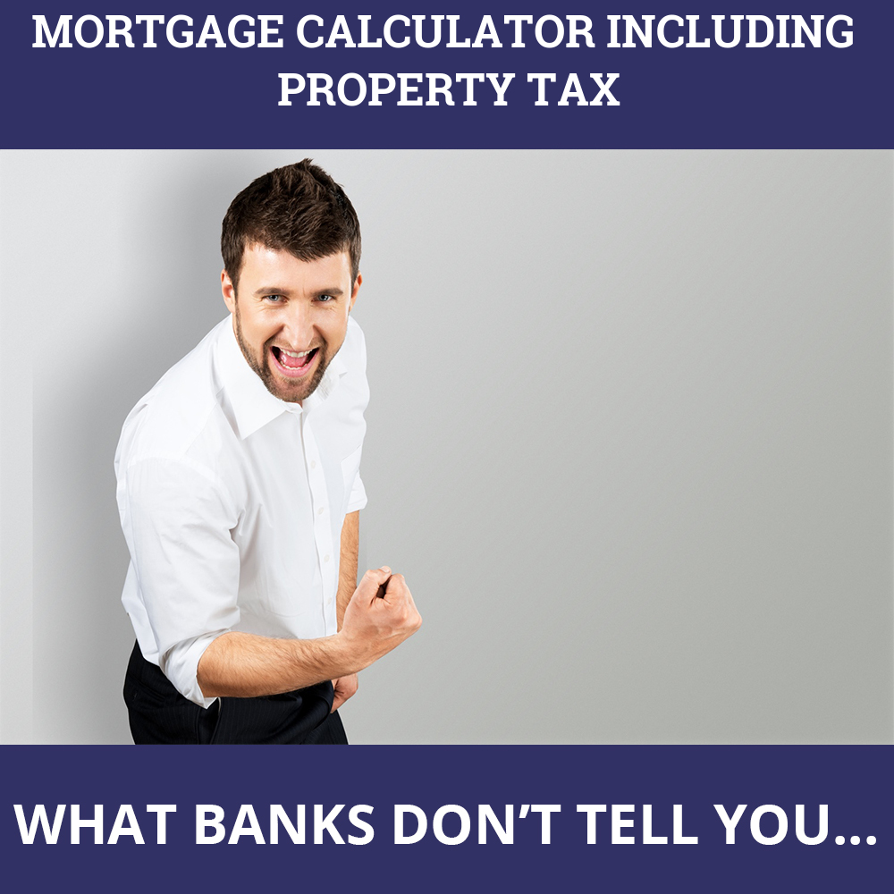 Mortgage Calculator Including Property Tax