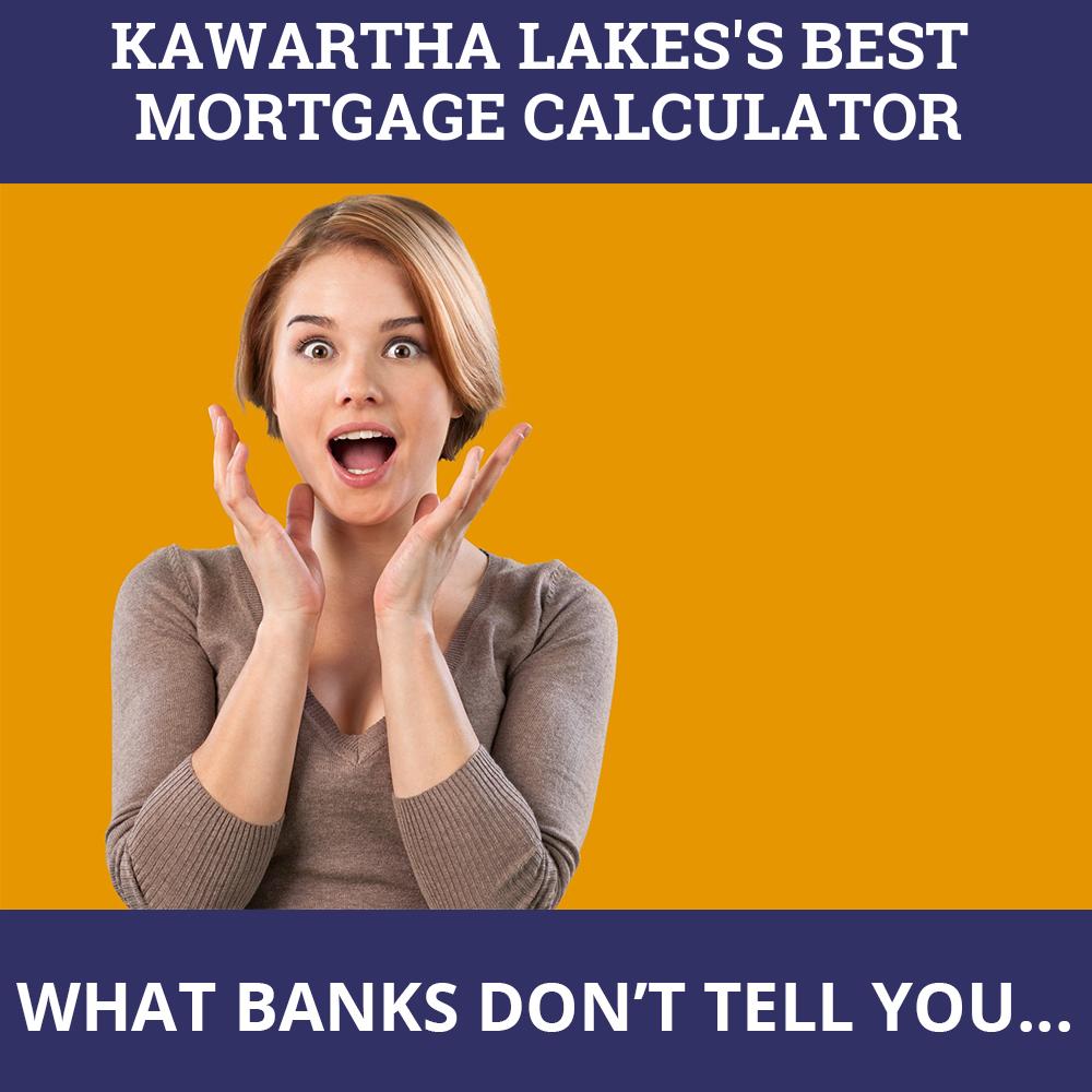 Mortgage Calculator Kawartha Lakes ON