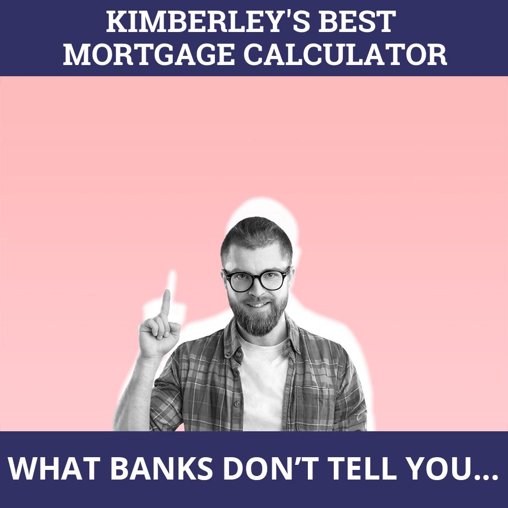 Mortgage Calculator Kimberley BC