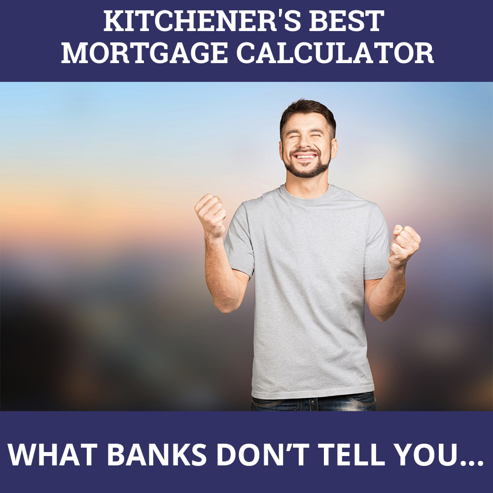 Mortgage Calculator Kitchener ON