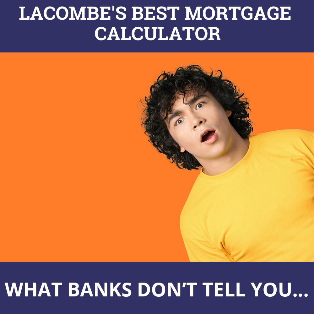Mortgage Calculator Lacombe AB