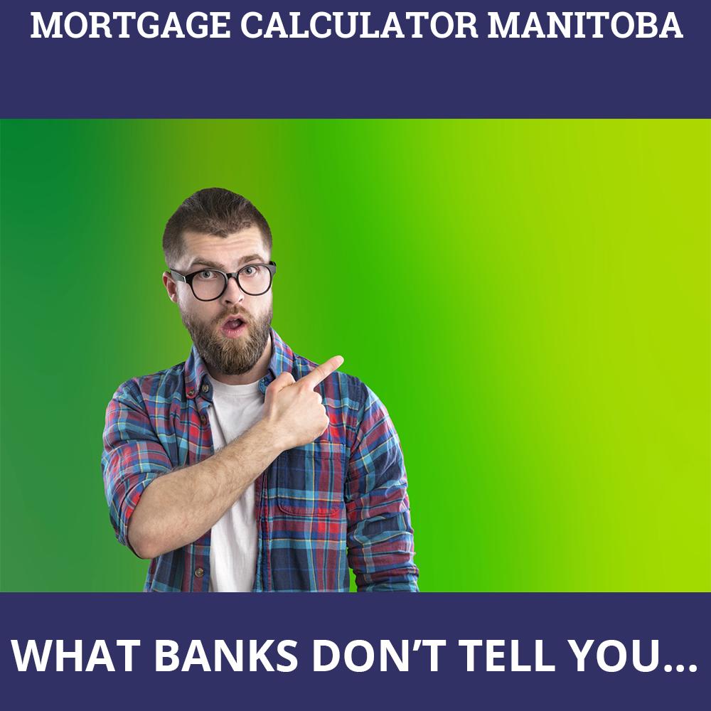 Mortgage Calculator Manitoba