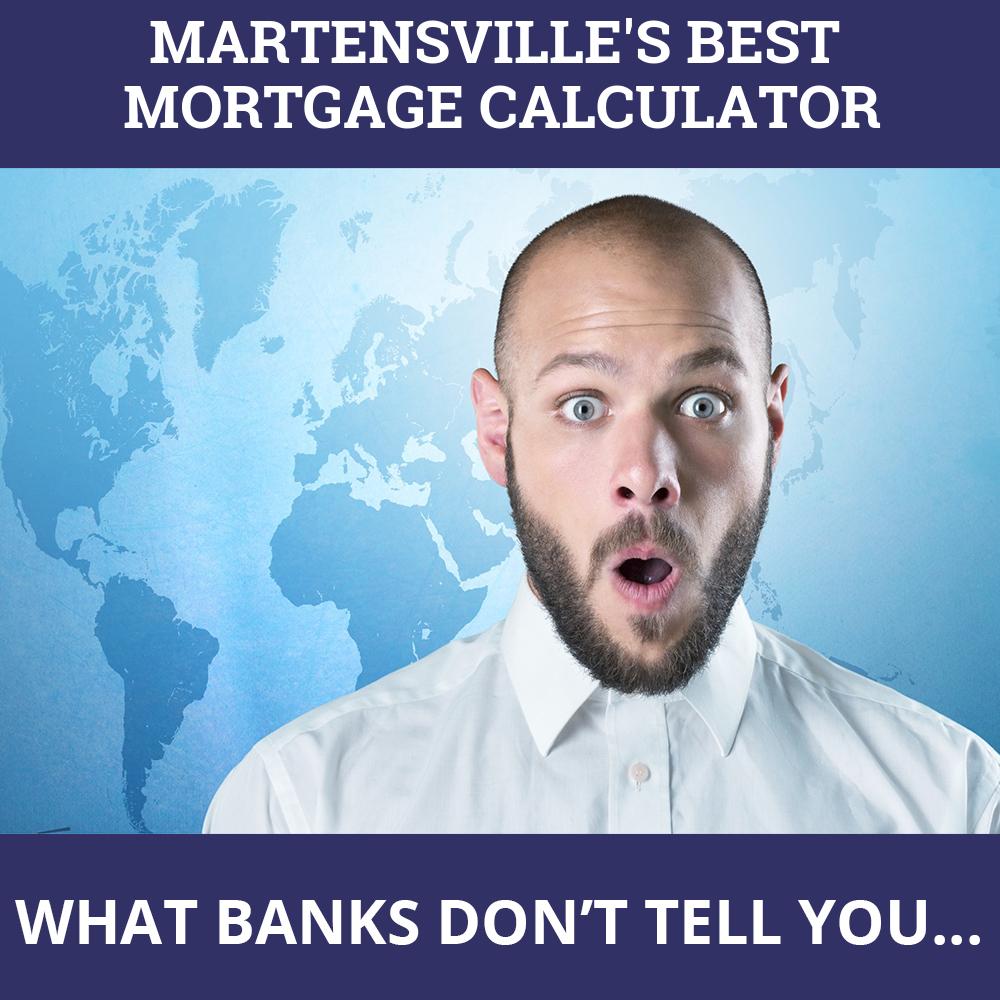 Mortgage Calculator Martensville SK