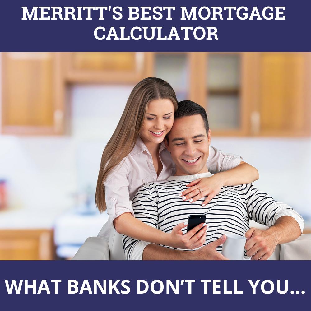 Mortgage Calculator Merritt BC