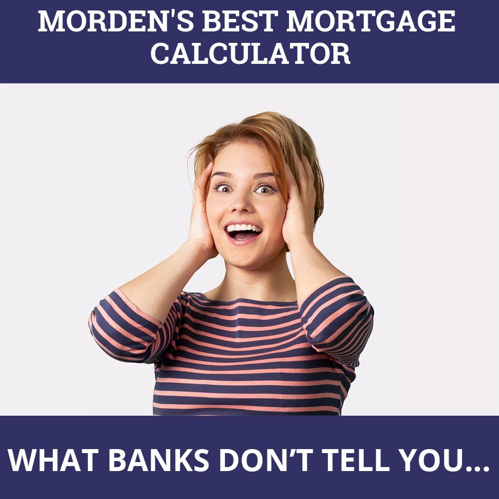 Mortgage Calculator Morden MB