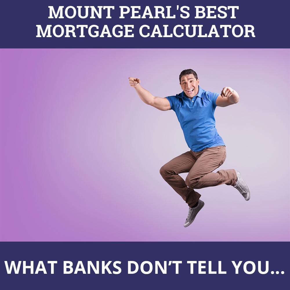 Mortgage Calculator Mount Pearl NL