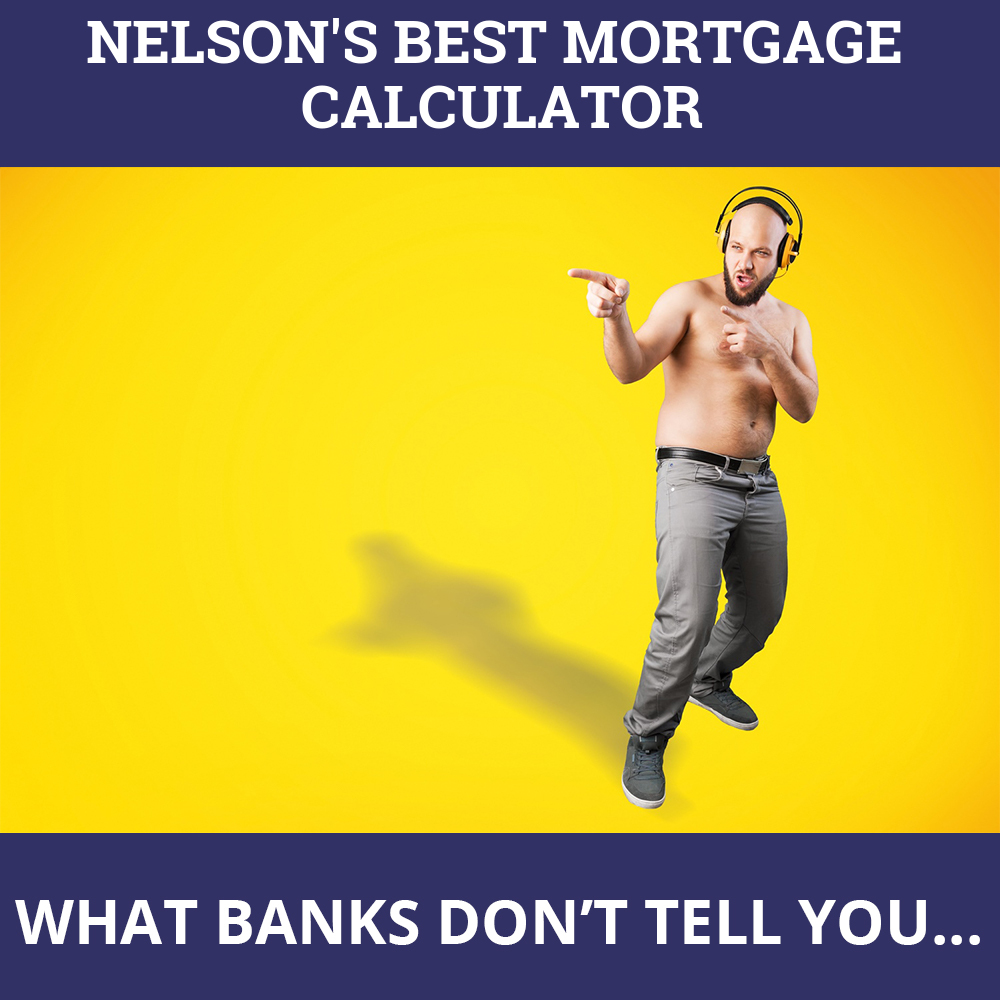 Mortgage Calculator Nelson BC