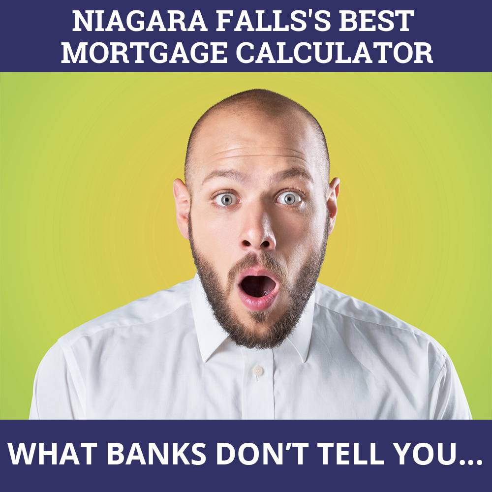 Mortgage Calculator Niagara Falls ON