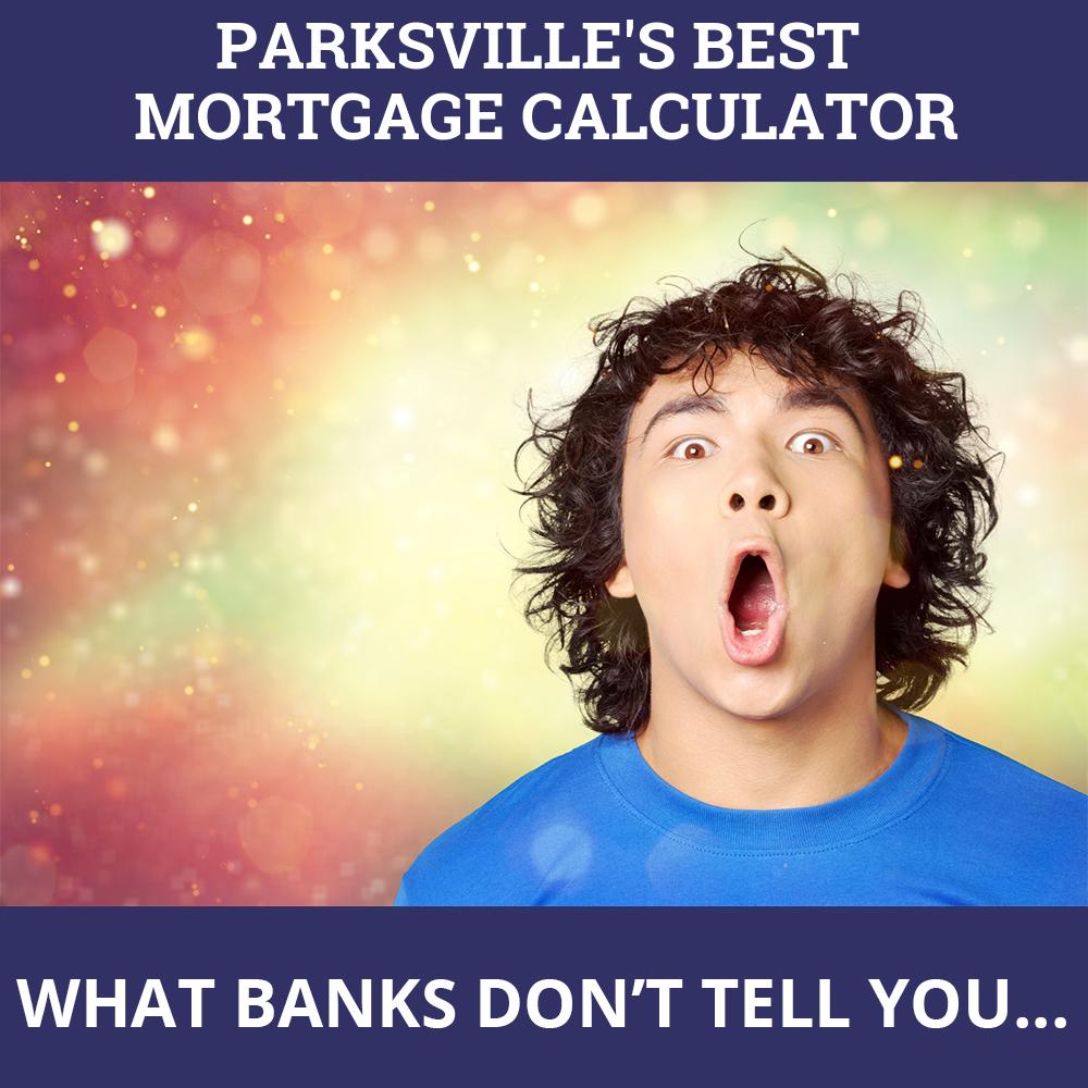 Mortgage Calculator Parksville BC