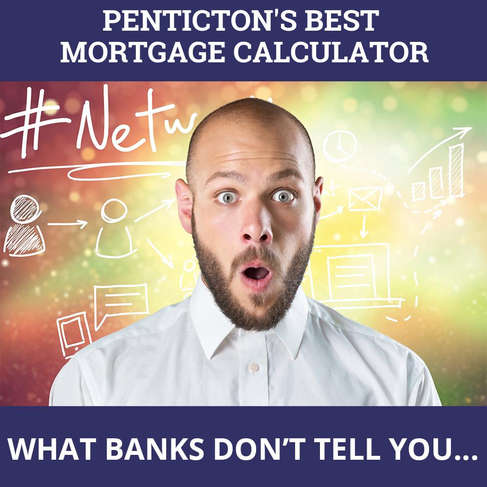 Mortgage Calculator Penticton BC
