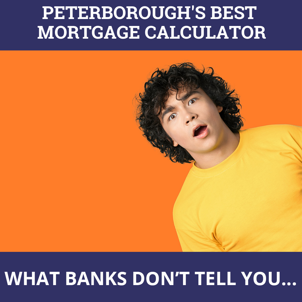 Mortgage Calculator Peterborough ON