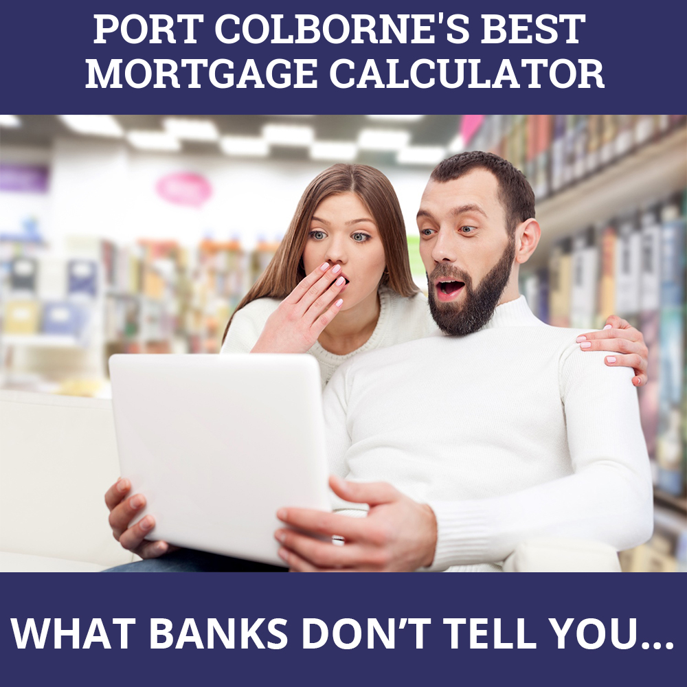 Mortgage Calculator Port Colborne ON