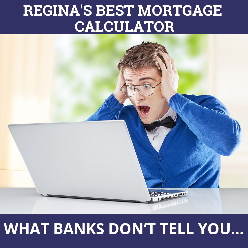 Mortgage Calculator Regina SK