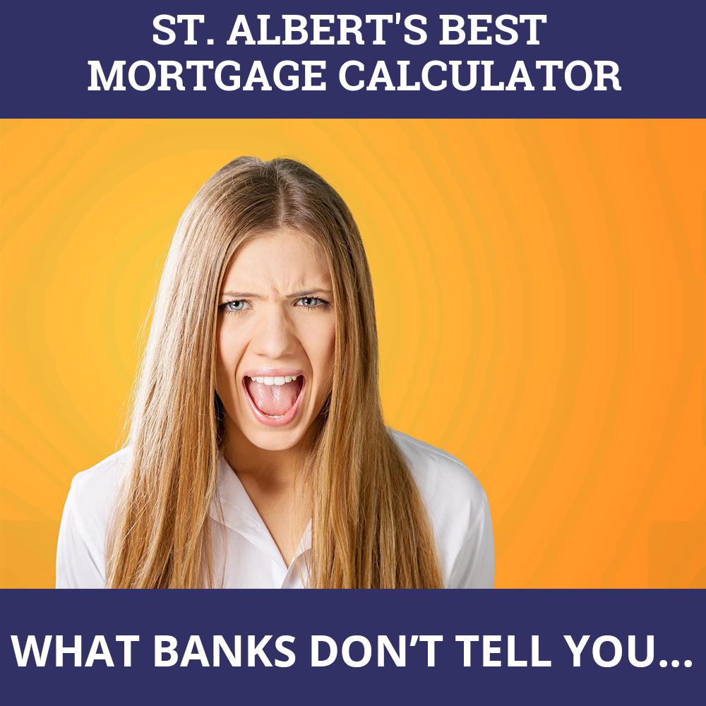 Mortgage Calculator St. Albert AB