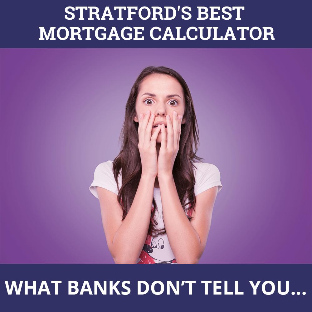 Mortgage Calculator Stratford ON