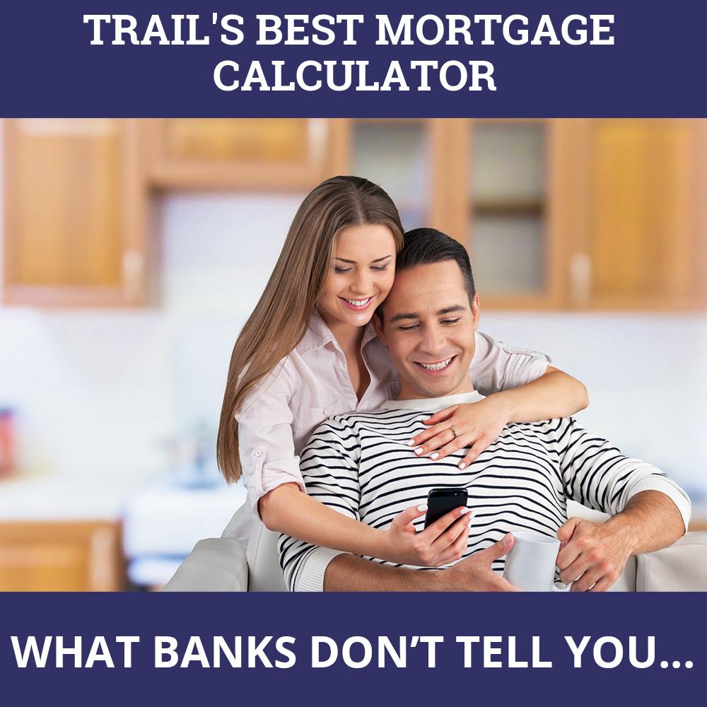 Mortgage Calculator Trail BC