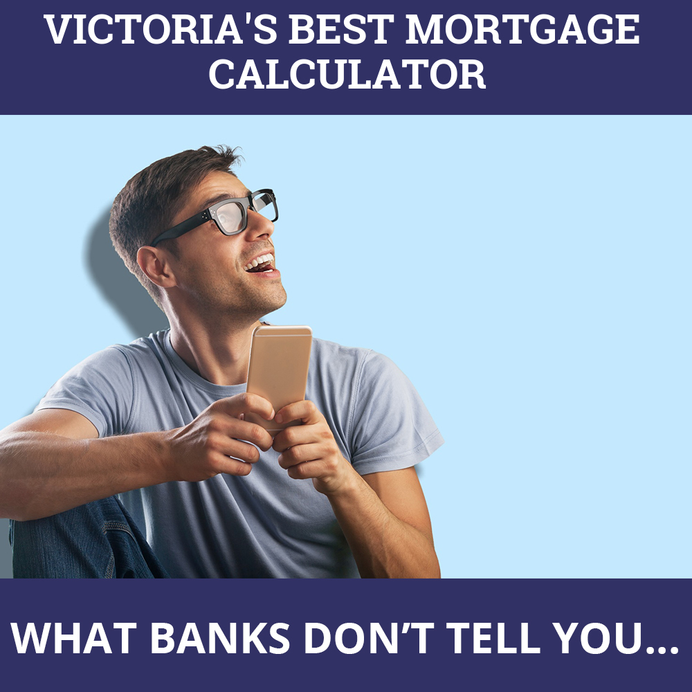Mortgage Calculator Victoria BC