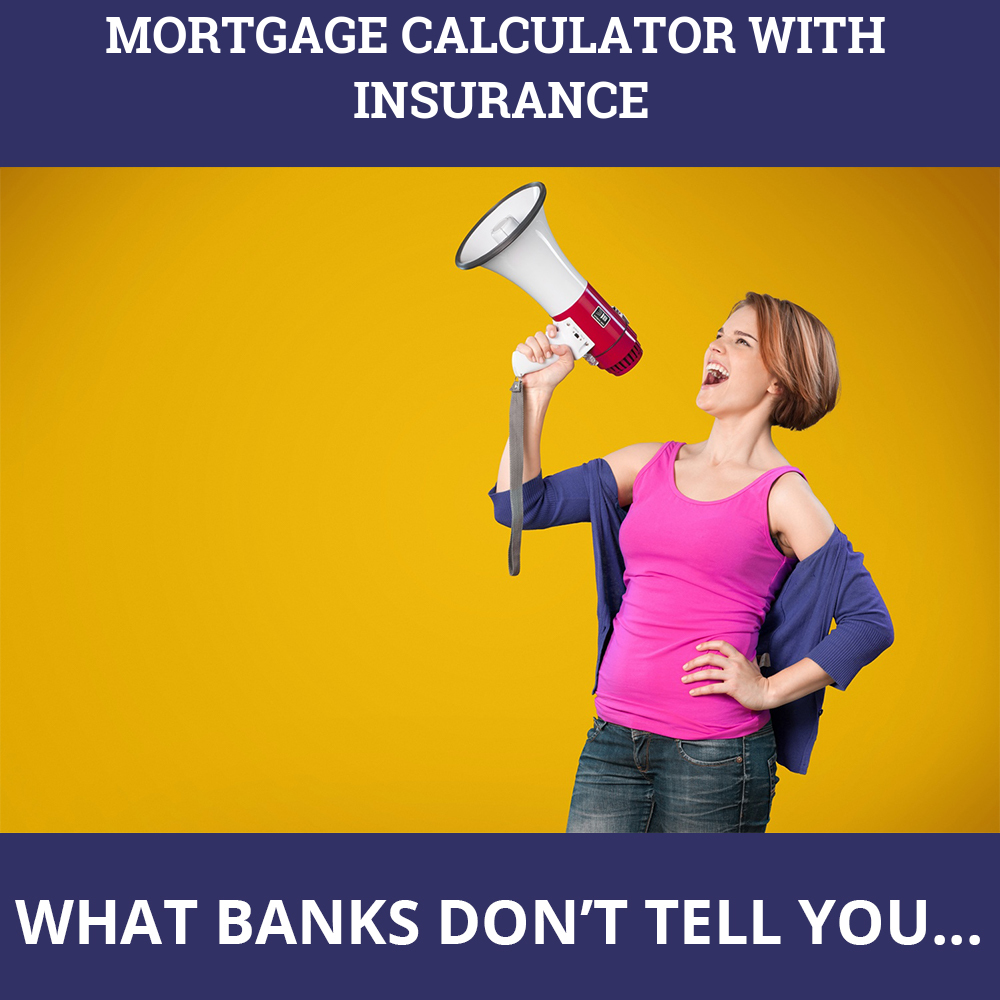 Mortgage Calculator With Insurance