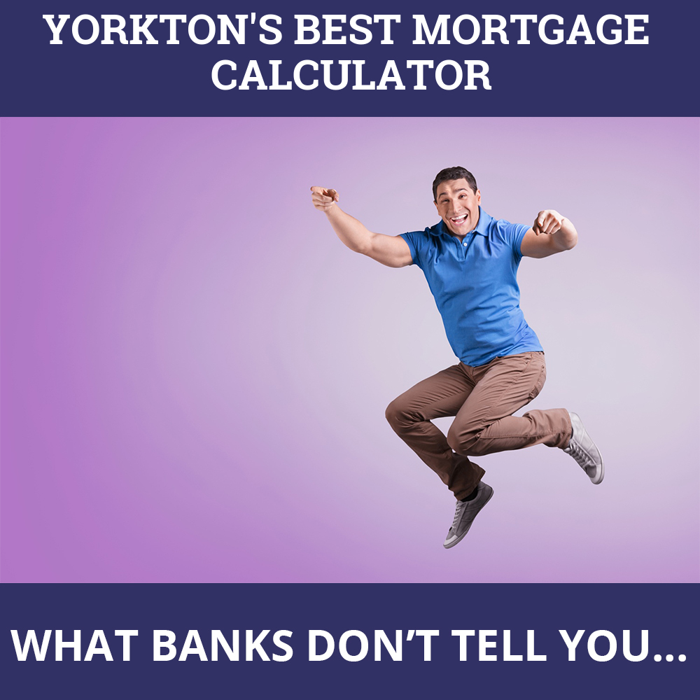 Mortgage Calculator Yorkton SK