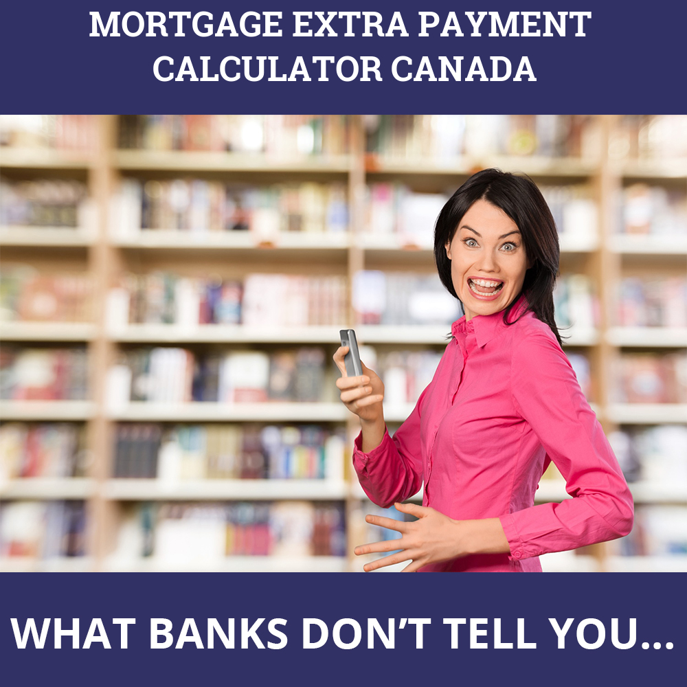 Mortgage Extra Payment Calculator Canada