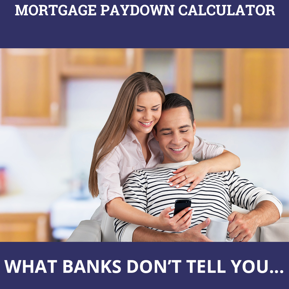 Mortgage Paydown Calculator