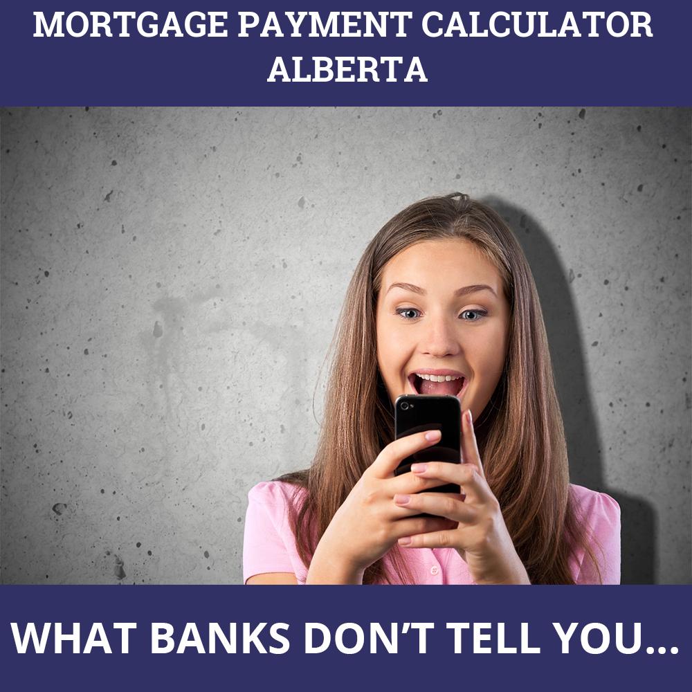 Mortgage Payment Calculator Alberta