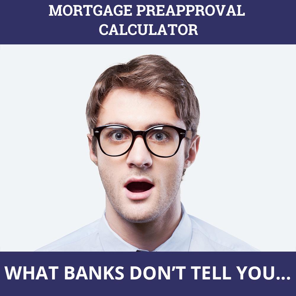 Mortgage Preapproval Calculator