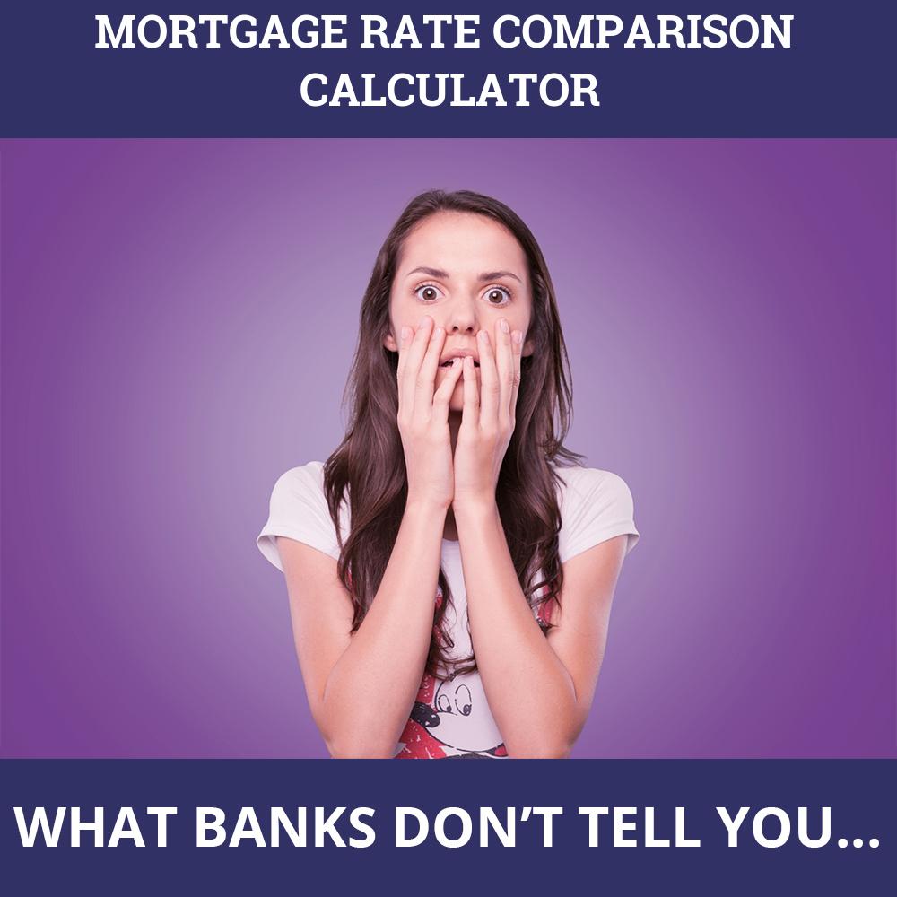 Mortgage Rate Comparison Calculator