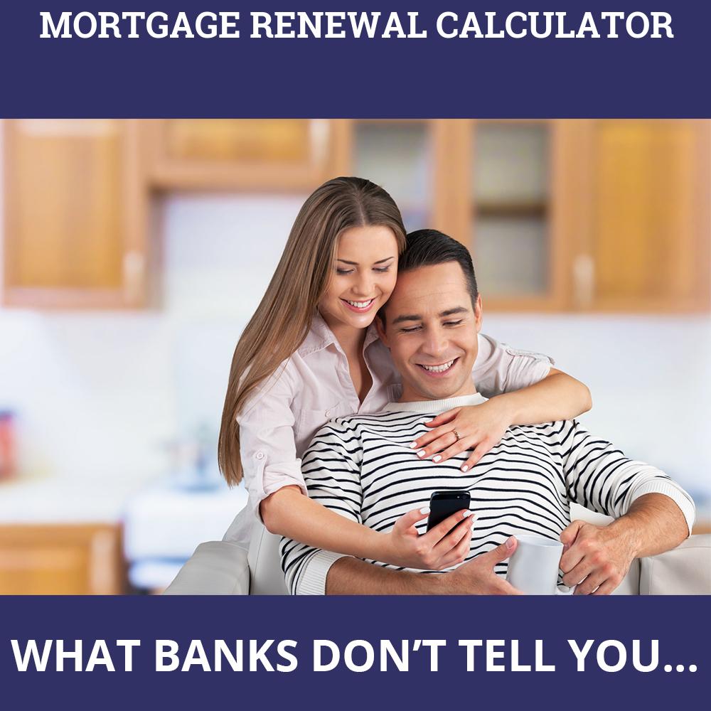 Mortgage Renewal Calculator