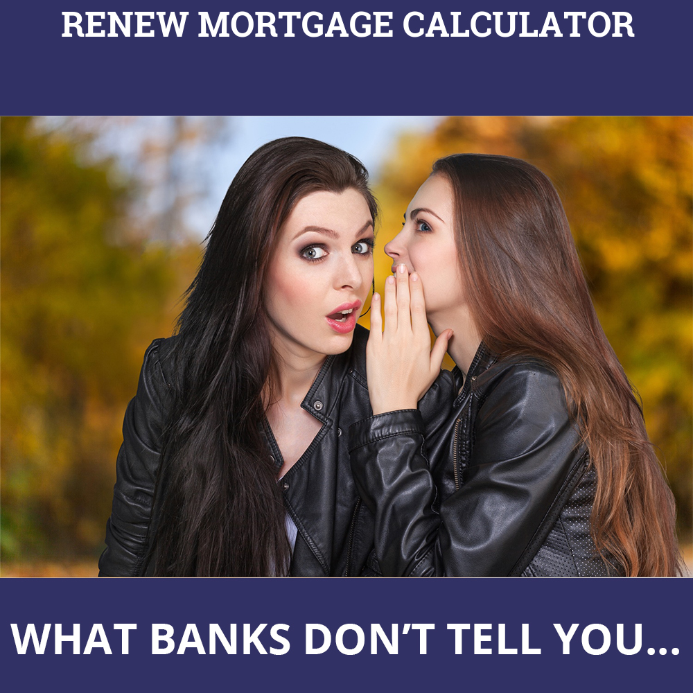 Renew Mortgage Calculator