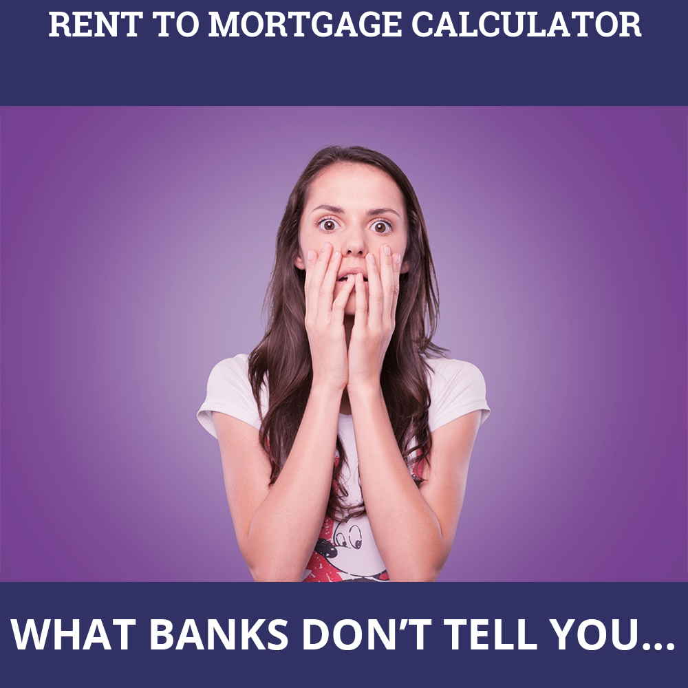 Rent To Mortgage Calculator