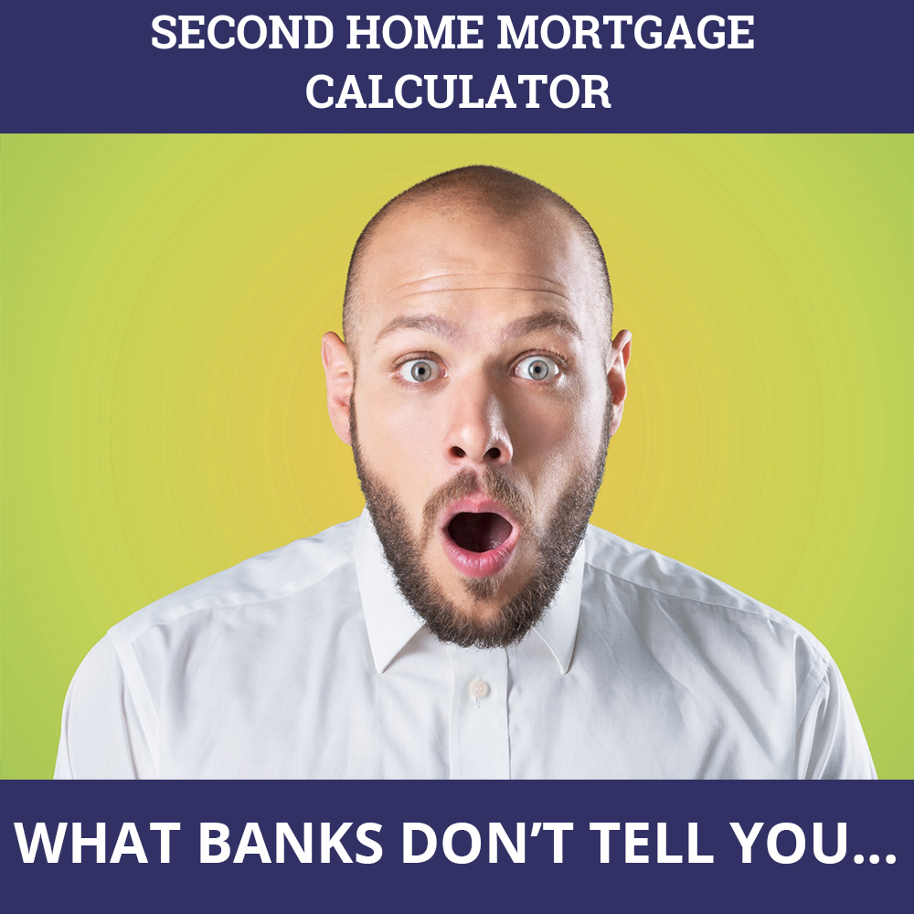 Second Home Mortgage Calculator