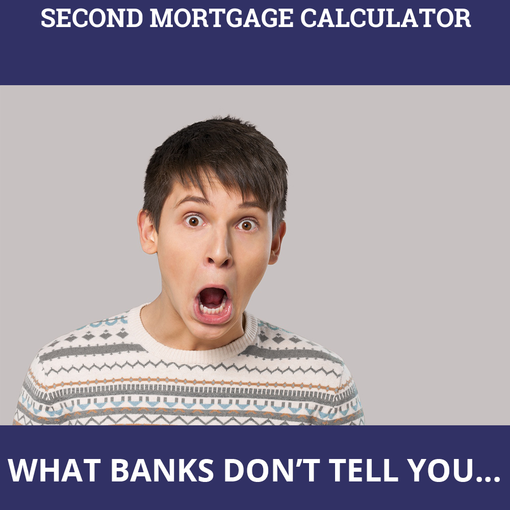 Second Mortgage Calculator