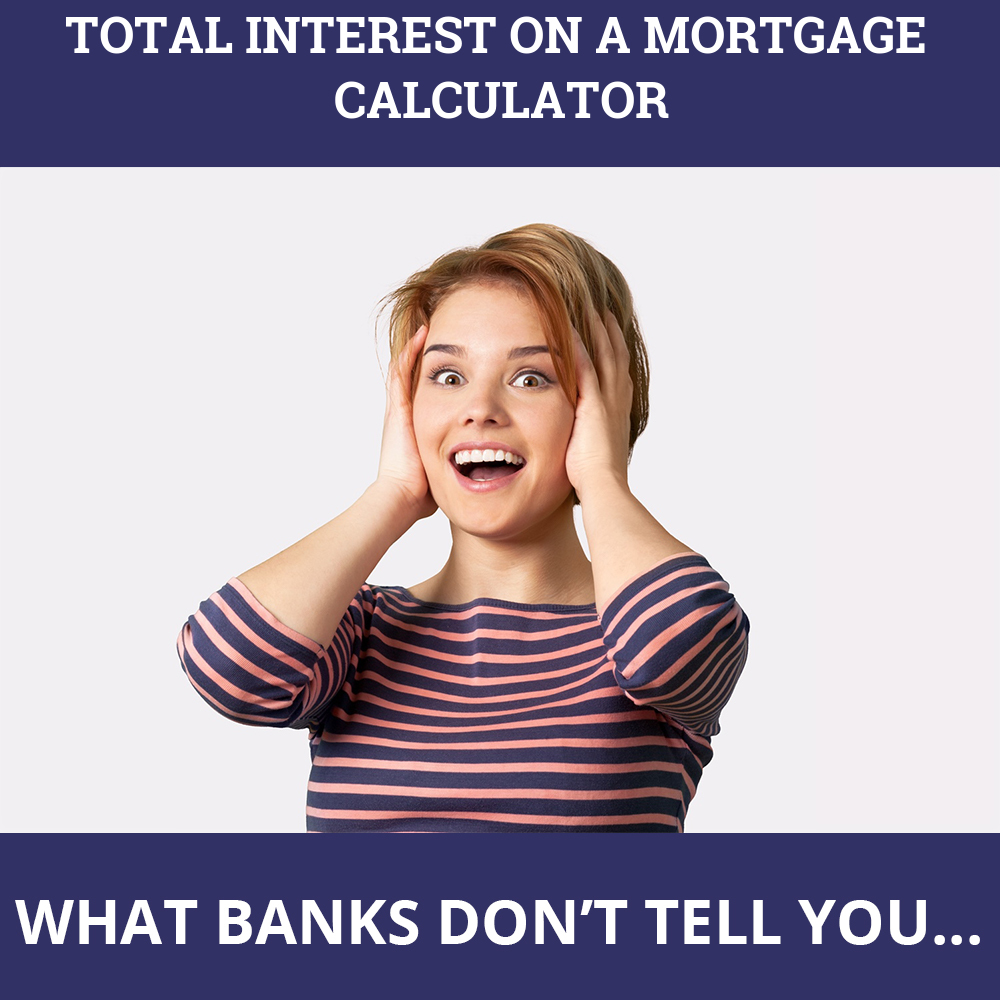 Total Interest On A Mortgage Calculator