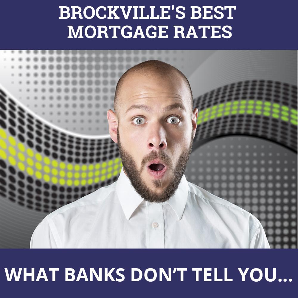 Mortgage Rates Brockville ON