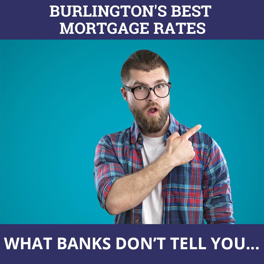 Mortgage Rates Burlington ON