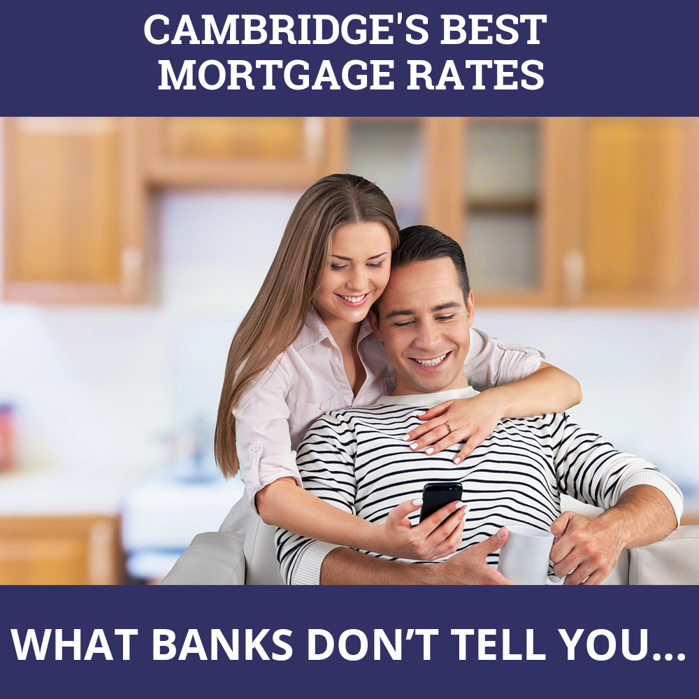 Mortgage Rates Cambridge ON