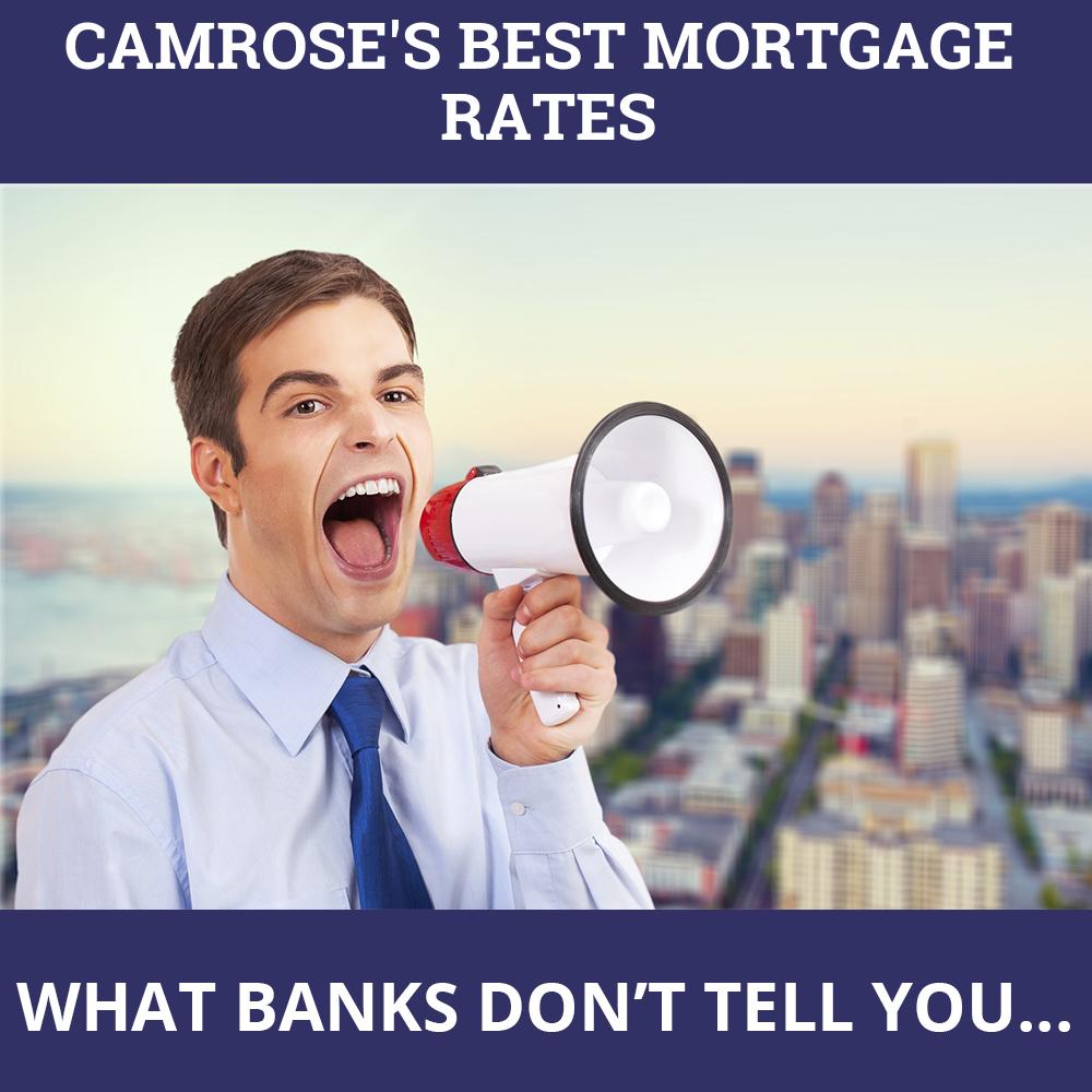 Mortgage Rates Camrose AB