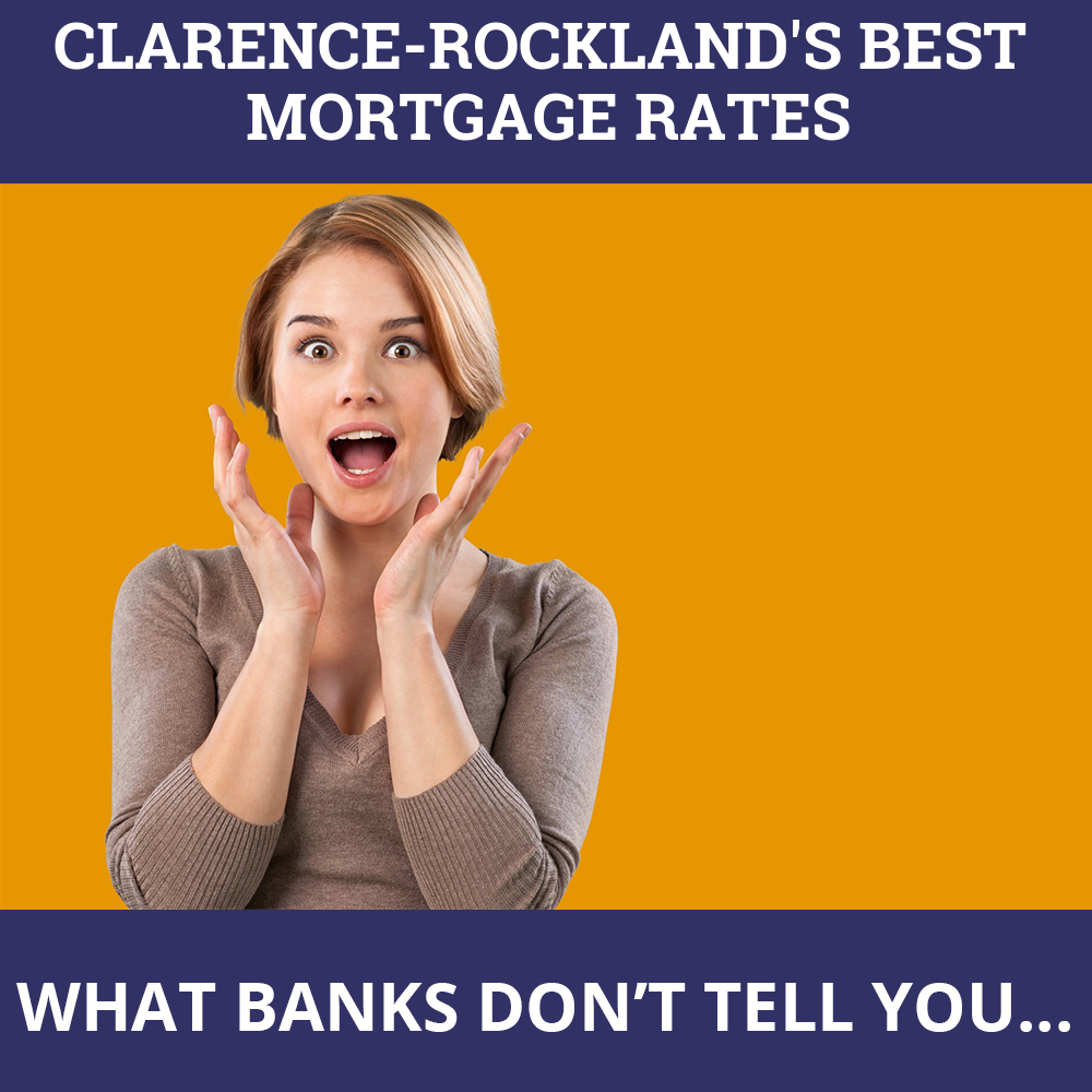 Mortgage Rates Clarence-Rockland ON