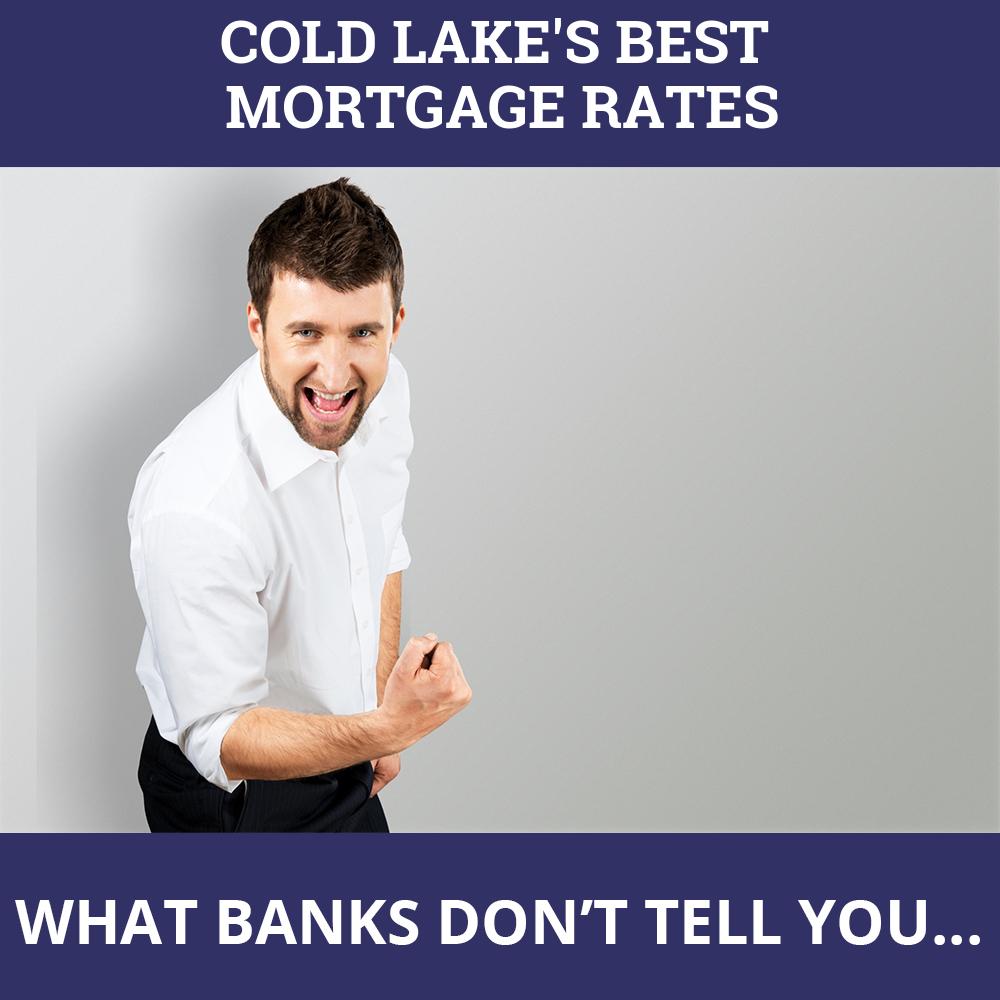 Mortgage Rates Cold Lake AB