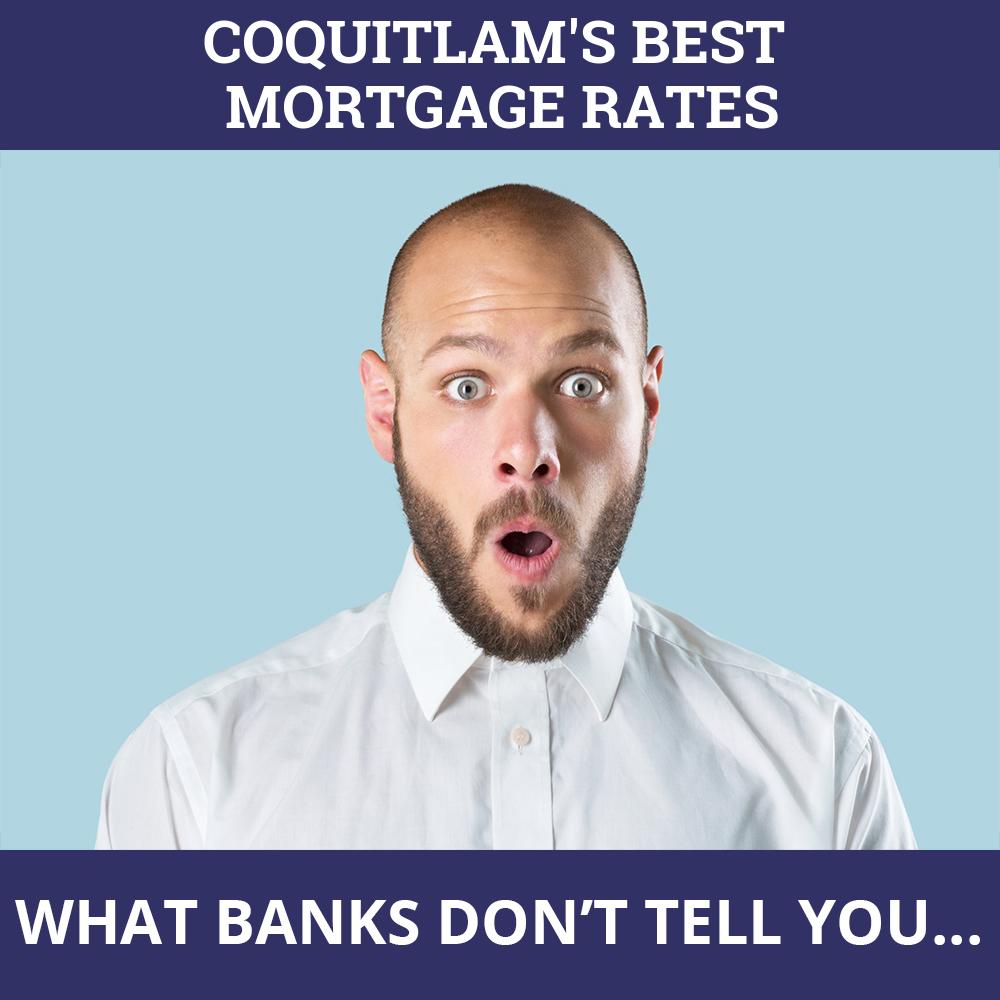 Mortgage Rates Coquitlam BC