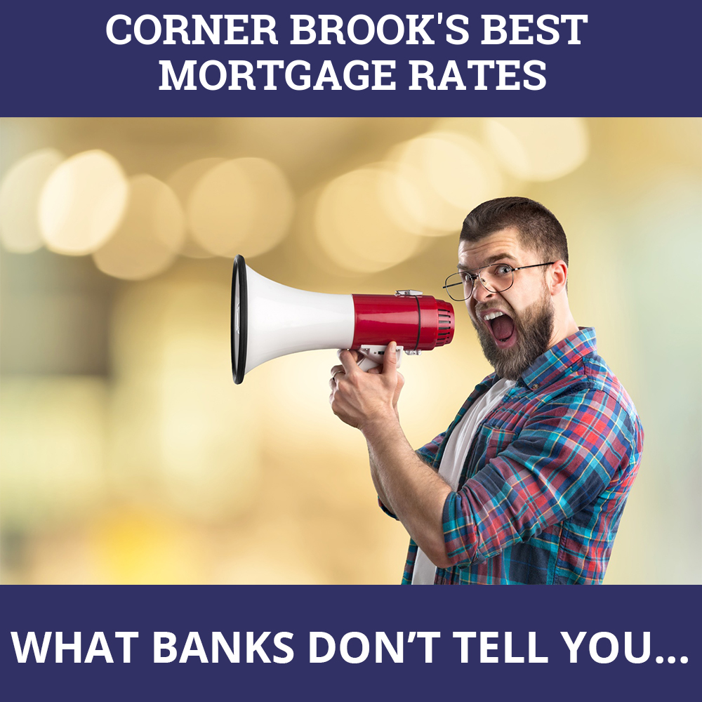 Mortgage Rates Corner Brook NL