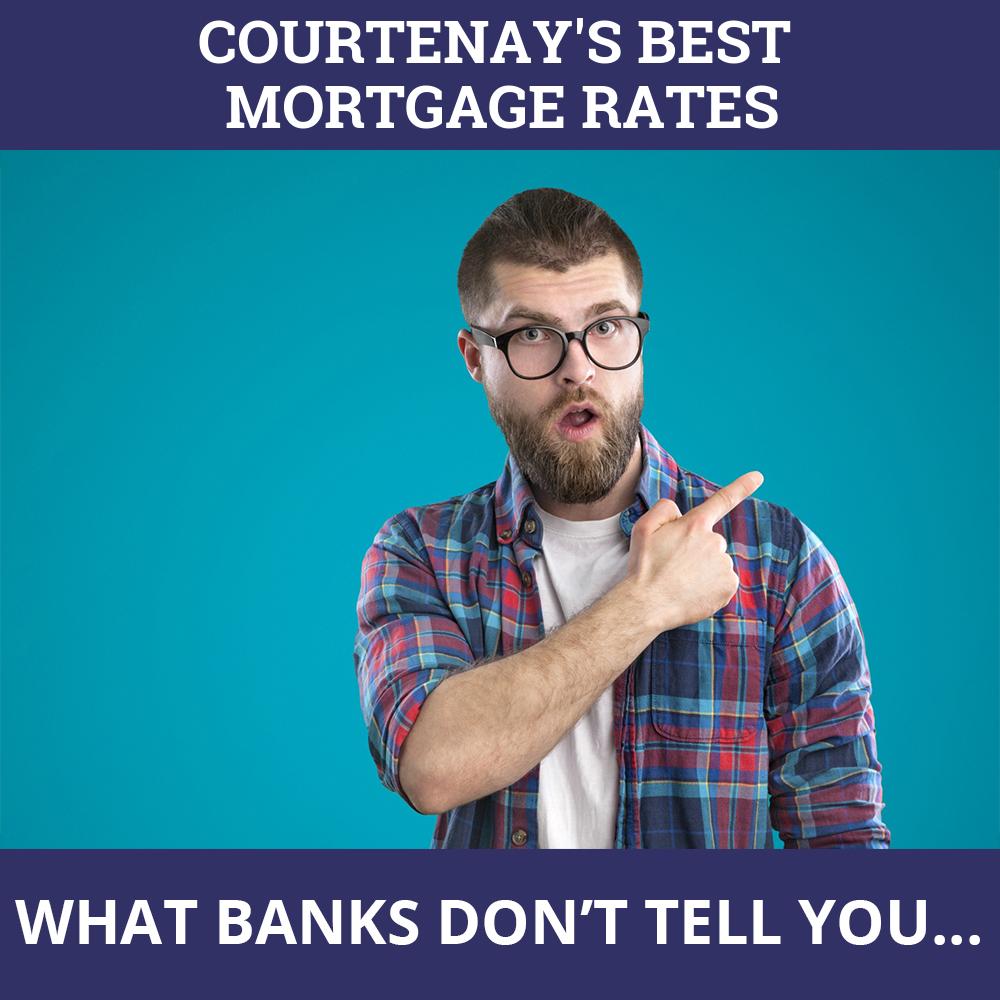 Mortgage Rates Courtenay BC