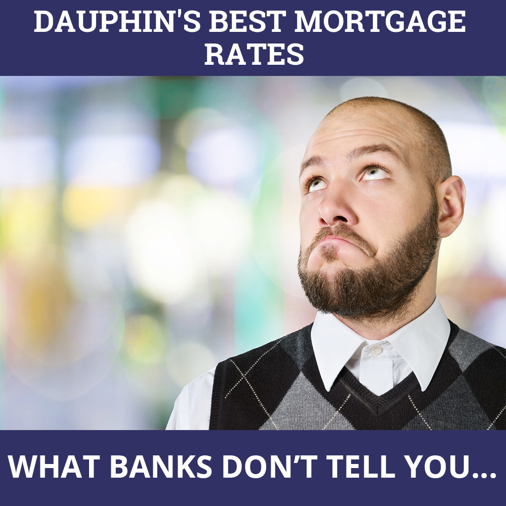 Mortgage Rates Dauphin MB